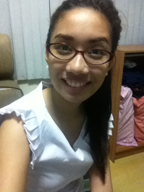 Ms. Minchin Eyeglasses