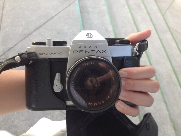 EVERYDAY: Asahi Pentax