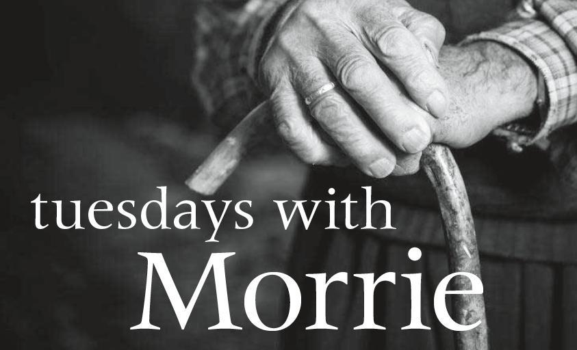 "Attēlu rezultāti vaicājumam ""Tuesdays with Morrie by Mitch Albom"""